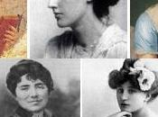 novelistas feministas. Protagonistas femeninas