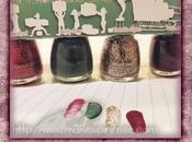 Santa's little helpers china glaze