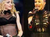 Posible dueto entre Kylie Minogue Madonna