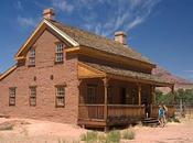 descanso para Butch Sundance: pueblo fantasma Grafton
