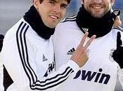 Casillas tironean Kaká