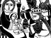 Imágenes para colorear: reyes magos epifanía