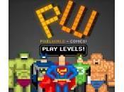 Demuestra sabes cómics PixelWorld