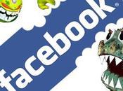 Virus roba 45.000 contraseña Facebook; millones acceso social