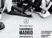 Cibeles pasa Mercedes Benz Fashion Week Madrid presenta calendario
