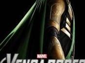 Hiddleston sensación escena Vengadores