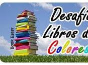 Desafío Libros Colores 2012