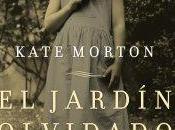 jardin olvidado. Kate Morton