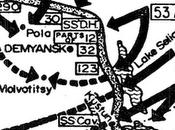 Yeremenko asalta cuatro ejércitos Colinas Valdai 09/01/1942
