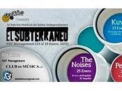 edición festival subterráneo sala costello club (madrid) enero 2012.