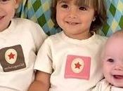 """Camisetas para niños """"imorganic"""""""