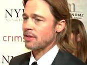 Brad Pitt recuerda vida Nueva York recoger premio ciudad