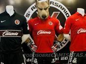 Nuevas camisetas Nike Xolos Tijuana 2012
