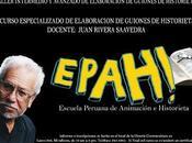 Taller elaboración guiones intermedio avanzado organizado EPAH!