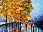 pintura Afremov