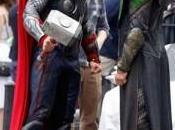 Chris Hemsworth Hiddleston optan premio BAFTA