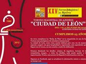 """Torneo Magistral Ajedrez """"Ciudad León"""" 2012"""
