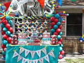Mesa dulces: fiesta circo