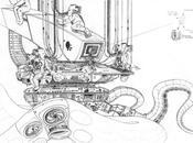 Johnny Hardstaff Dibujos
