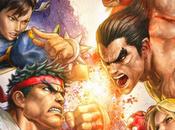 Nuevos personajes Street Fighter Tekken.