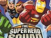 Hasbro Marvel anuncian ampliación línea Super Hero Squad