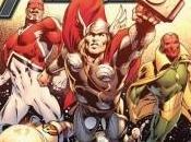 Avengers X-Men: Portada Vengadores Secretos