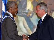 Ricardo Maduro Kofi Annan