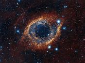 Nebulosa Hélice Vista Nuevos Colores
