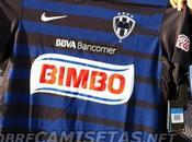 Nueva camiseta Nike Rayados Monterrey 2012