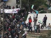 Rebeldes sirios toman ciudad cerca Damasco