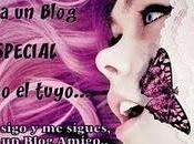 Premio 'Para blog especial'