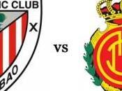 Inicio jugada partido Athletic Bilbao Mallorca