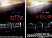 Alerta Copy/Paste: posters 'Red eye' 'Airborne'