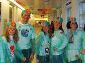 centenar empleados Astellas Pharma llevan sonrisas niños hospitalizados motivo Changing Tomorrow
