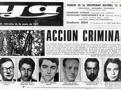 aniversario matanza Abogados Atocha
