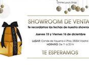 Showroom ventas exclusivas durante únicos días