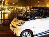 Viajes: Amsterdam inaugura coches eléctricos dentro ciudad