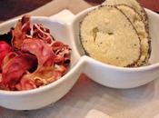 Galletas queso azul amapola
