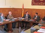 Consejo Andaluz Colegios Médicos reúne presidente Tribunal Superior Justicia