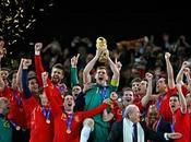 España gana Mundial Fútbol 2010