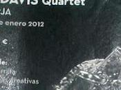 Jesse Davis Quartet 26/01/2012 Sala Borja Valladolid