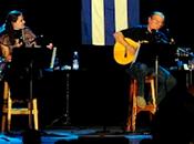 Cantó Silvio Rodríguez Bellas Artes