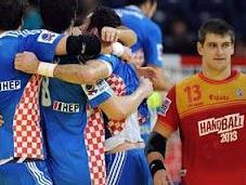 España estrella contra Croacia (31-27) queda cuarta Europeo