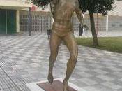 estatua Marta Domínguez
