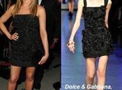 Jennifer Aniston, espléndida Dolce Gabbana premios Sindicato Directores