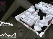 paseo showroom Porcelanosa, diseñado A-cero, inauguración