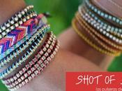 Shot Style pulseras moda