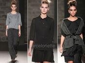 Barcelona Fashion 2012: