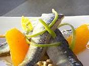 Cuando sardina encontró nuez