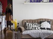 apartamento vintage Varsovia